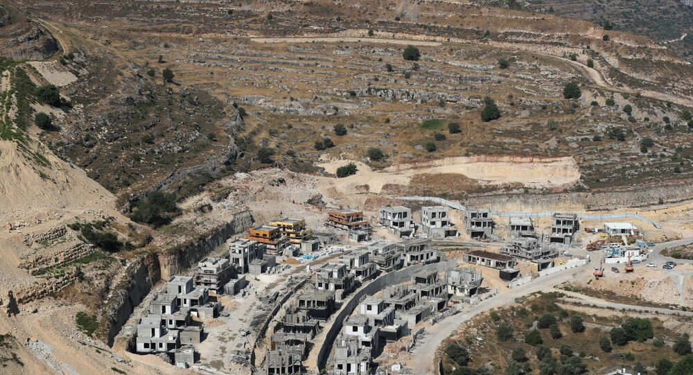 Asentamientos israelíes en Cisjordania