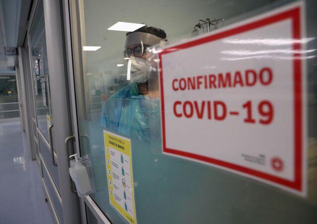 Brote de coronavirus en Chile
