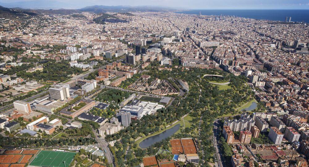 Proyecto Nou Parc de Barcelona