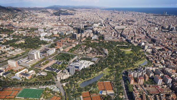 Proyecto Nou Parc de Barcelona - Sputnik Mundo