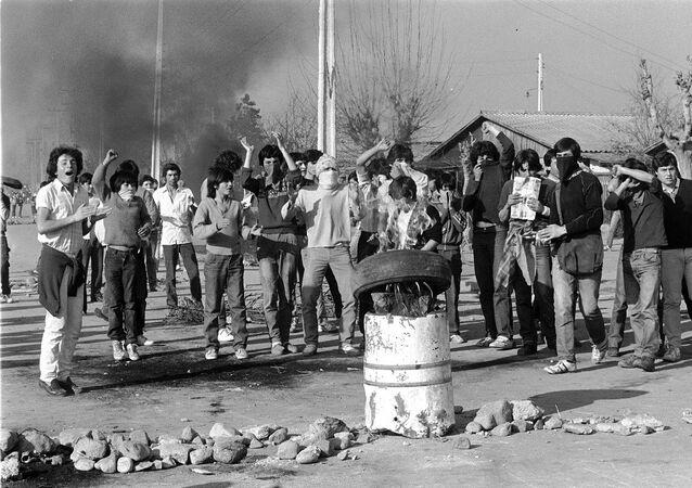Protestas del 2 y 3 de julio de 1986 en Chile