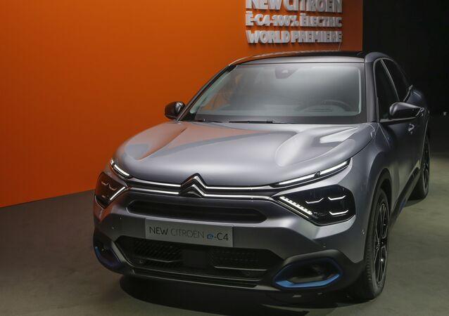 nuevo Citroën ë-C4, 100% eléctrico