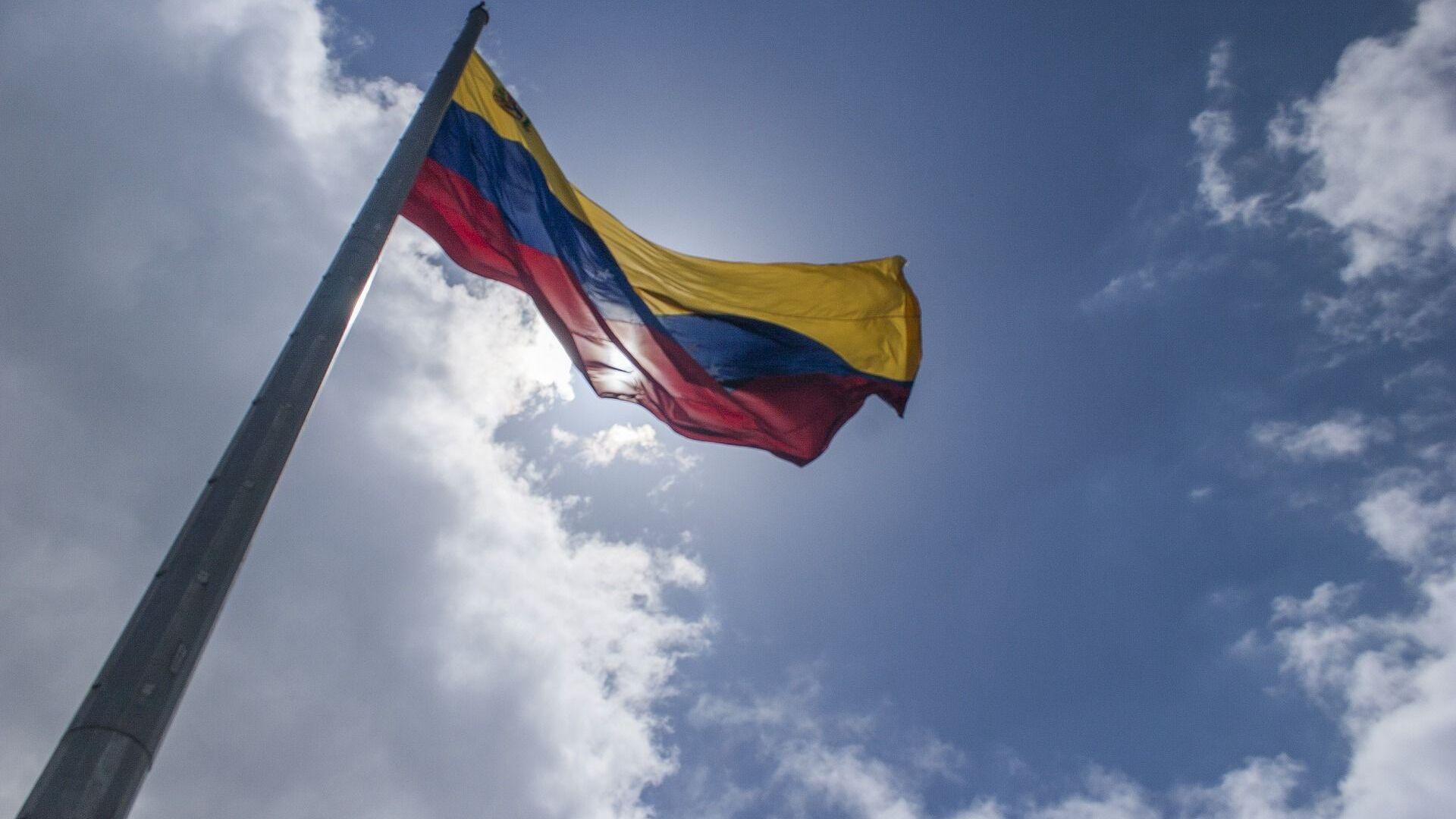 Bandera de Venezuela - Sputnik Mundo, 1920, 03.03.2021