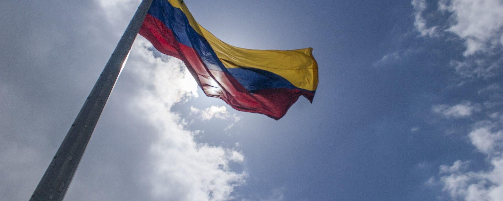 Bandera de Venezuela - Sputnik Mundo, 1920, 16.07.2021