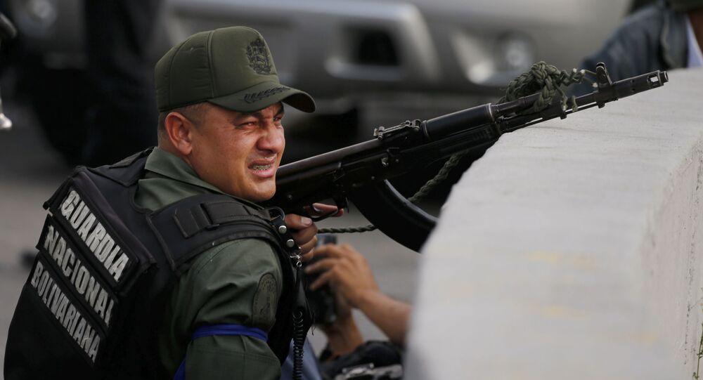 Guardia Nacional Bolivariana de Venezuela
