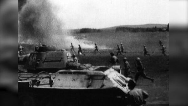 Las aterradoras consecuencias de la ocupación nazi en Minsk - Sputnik Mundo