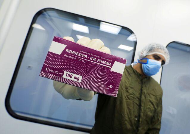 Remdesivir, el fármaco contra el COVID-19