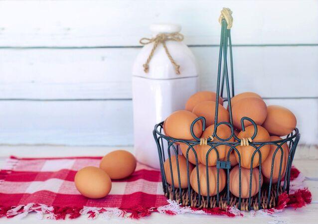 Unos huevos