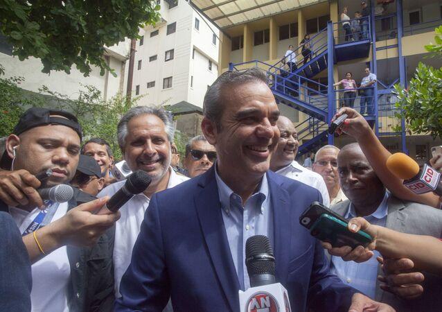Luis Abinader, presidente electo de República Dominicana