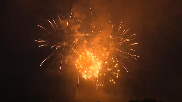 EEUU festeja el Día de la Independencia con un increíble espectáculo de fuegos artificiales - Sputnik Mundo
