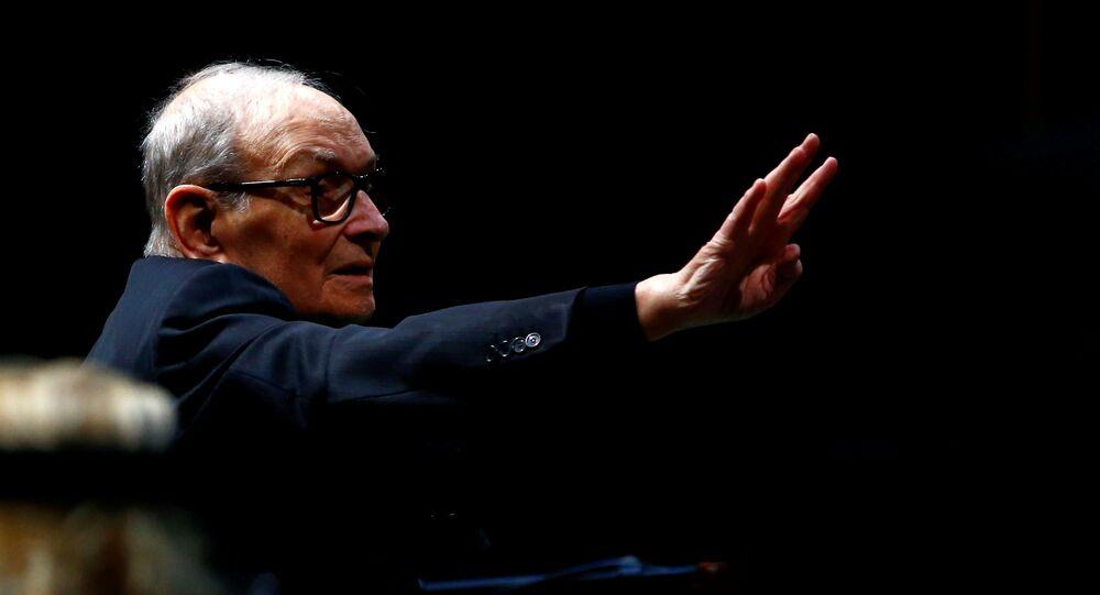 Fallece el célebre compositor italiano Ennio Morricone