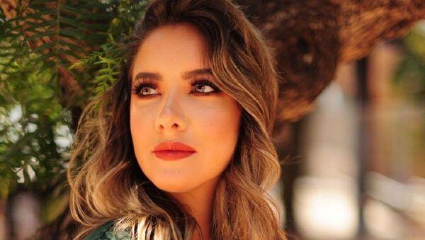 La modelo colombiana Daniella Álvarez - Sputnik Mundo