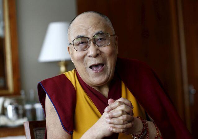 Tenzin Gyatso, el XIV dalái lama, líder espiritual del budismo tibetano