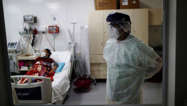 Hospital en Buenos Aires - Sputnik Mundo