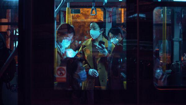 'Smartphones', imagen referencial - Sputnik Mundo