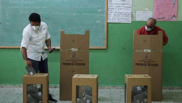 Elecciones en República Dominicana - Sputnik Mundo