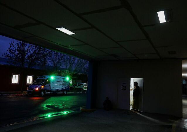 Hospital en Argentina
