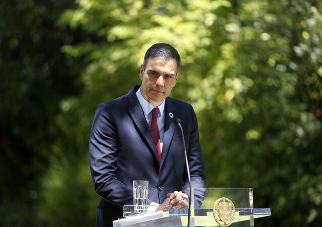 Presidente del Gobierno de España, Pedro Sánchez