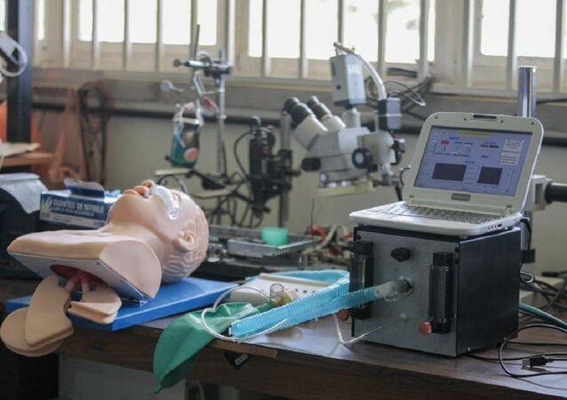 Respiradores mecánicos digitales no invasivos desarrollados en Venezuela