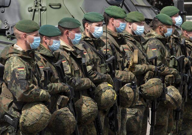 Militares del Ejército de Alemania