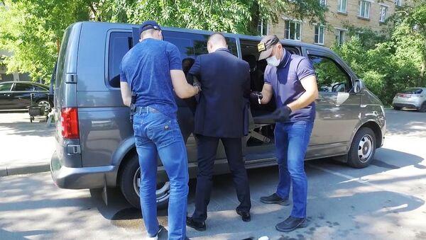 Detención del asesor de la corporación rusa Roscosmos Iván Safrónov - Sputnik Mundo