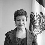 Norma Pensado, Embajadora de México