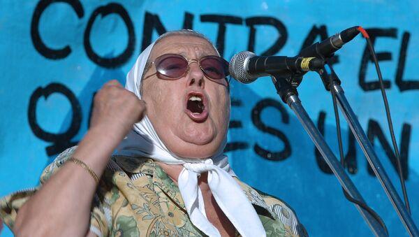 Hebe de Bonafini, cofundadora de las Madres de Plaza de Mayo - Sputnik Mundo