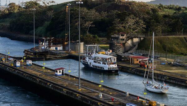 El Canal de Panamá  - Sputnik Mundo