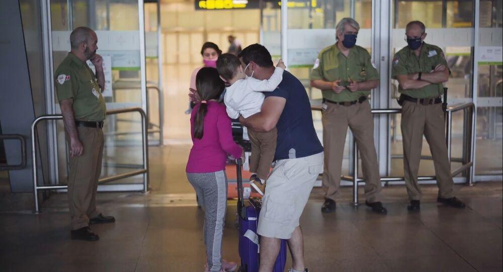 Primer vuelo comercial desde Latinoamérica