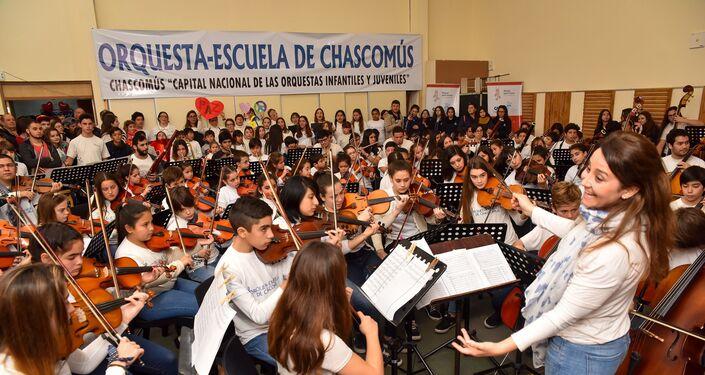 Orquesta-Escuela de Chascomús