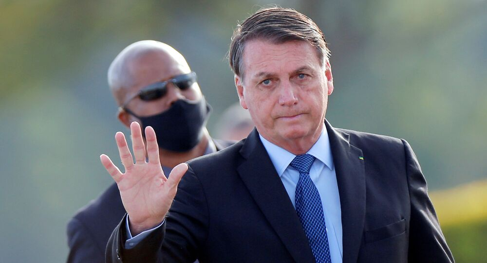 Séptimo ministro de Gobierno brasileño da positivo por COVID-19