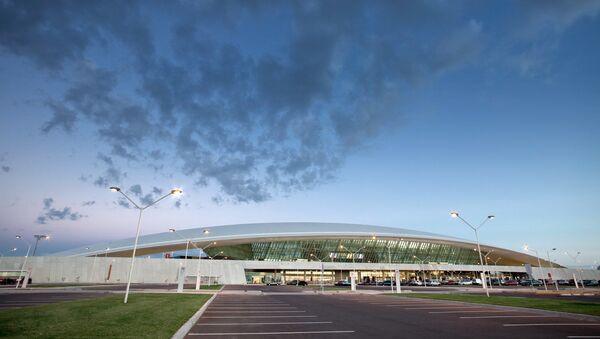 Aeropuerto Internacional de Carrasco  - Sputnik Mundo