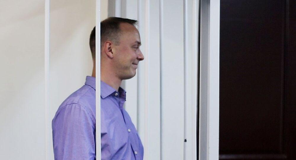 Iván Safrónov, asesor del jefe de la corporación espacial rusa Roscosmos