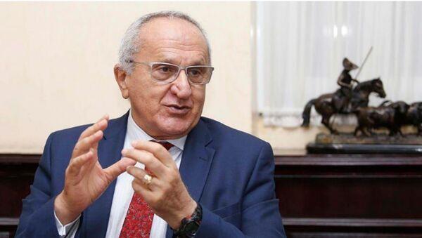 Jesús Seade, candidato de México al puesto de Director General de la OMC  - Sputnik Mundo