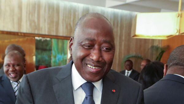 Amadou Gon Coulibaly - Sputnik Mundo