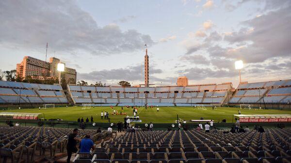 El Estadio Centenario en Montevideo, Uruguay - Sputnik Mundo