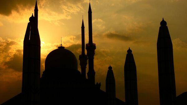 Una mezquita (imagen referencial) - Sputnik Mundo
