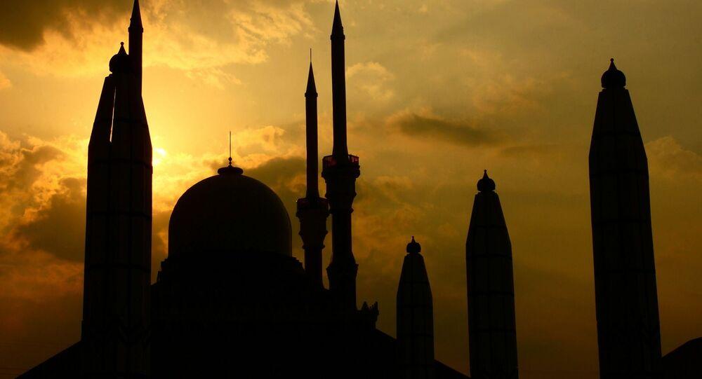 Una mezquita (imagen referencial)
