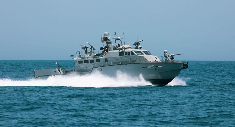 Lancha patrullera Mark VI