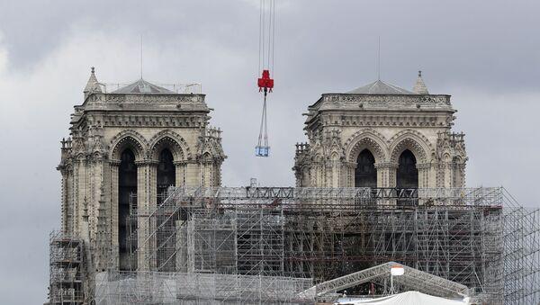 La Catedral de Notre Dame de París - Sputnik Mundo