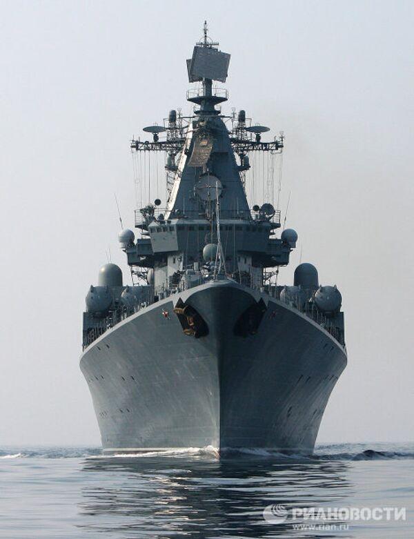 RIA Novosti. Vitaliy Ankov - Sputnik Mundo