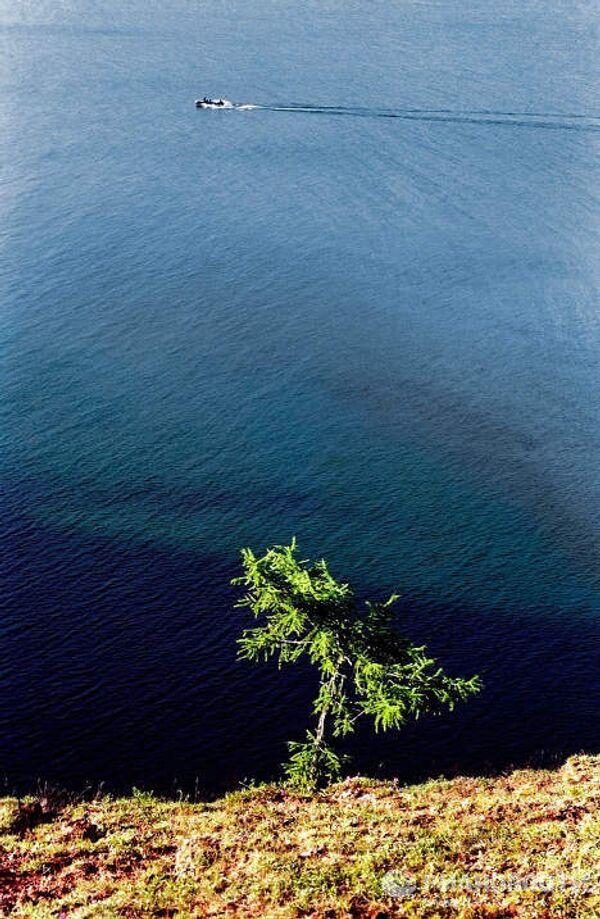 Lago ruso Baikal, el más profundo y limpio del planeta - Sputnik Mundo