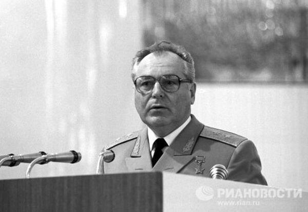 RIA Novosti. Vladimir Rodionov - Sputnik Mundo