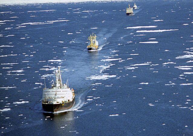 Ruta Marítima del Norte
