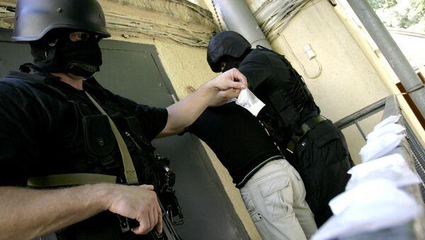 Agentes del Servicio Federal de Control de Drogas en Rusia - Sputnik Mundo