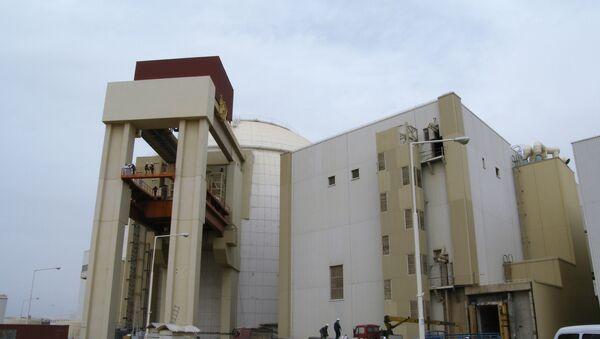 La central nuclear iraní de Bushehr - Sputnik Mundo