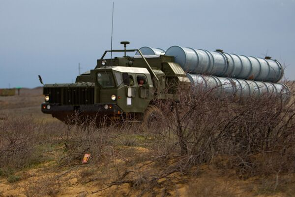 Sistema de misiles antiaéreos S-300 - Sputnik Mundo