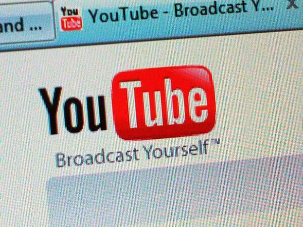Joven estadounidense aspira a batir récord de visitas en YouTube - Sputnik Mundo