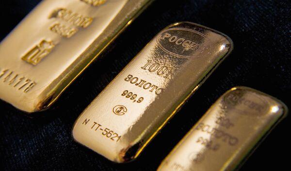 Fondo Monetario concluye la venta de parte de su reserva de oro - Sputnik Mundo