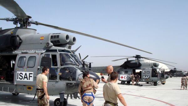 Двое военнослужащих ISAF погибли за сутки в Афганистане - Sputnik Mundo